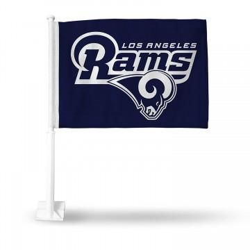 Los Angeles Rams Car Flag
