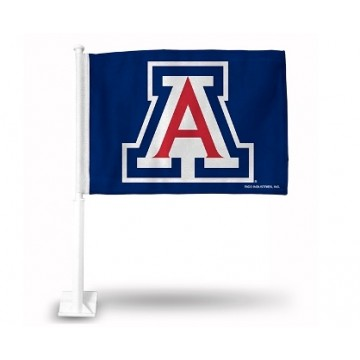 Arizona Wildcats Car Flag