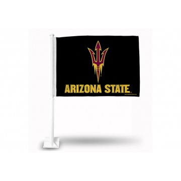 Arizona State Sun Devils Car Flag