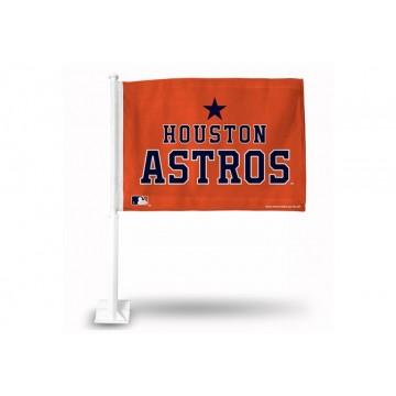 Houston Astros Car Flag