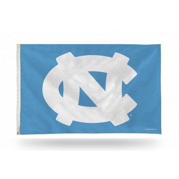 North Carolina Tar Heels Banner Flag