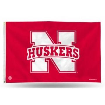 Nebraska Cornhuskers Banner Flag