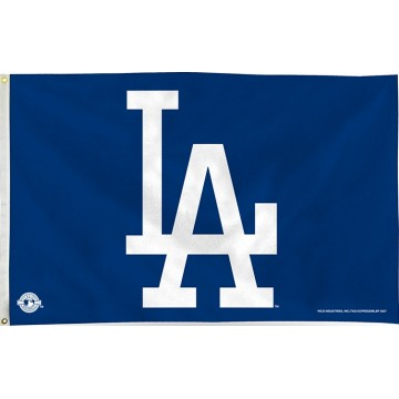 Los Angeles Dodgers Banner Flag
