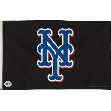 New York Mets Banner Flag