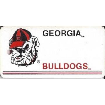 Georgia Bulldogs NCAA Keychain