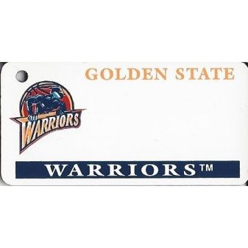 Golden State Warriors NBA Key Chain