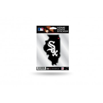 Chicago White Sox Home State Vinyl Sticker