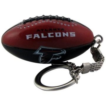 Atlanta Falcons Mini Football Keychain