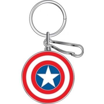 Avengers Captain America Metal Keychain