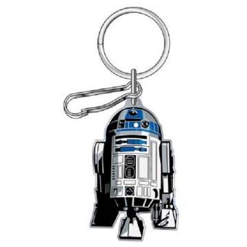 Star Wars R2-D2 Enamel Keychain