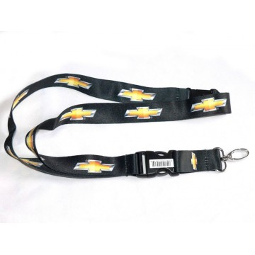 Chevrolet Lanyard With Safety Latch