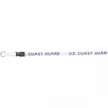 U.S. Coast Guard Lanyard With Buckle