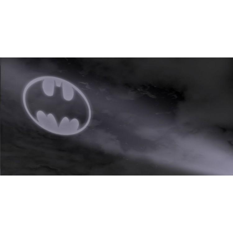 Batman Symbol In Sky Photo License Plate