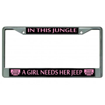 Chrome License Plate Frame IT/'S A BRUINS THING YOU WOULDN/'T UNDERSTAND Auto