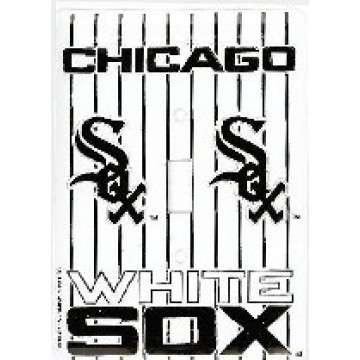 Chicago White Sox Light Switch Cover