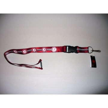 Alabama Crimson Tide Lanyard With Neck Safety Latch