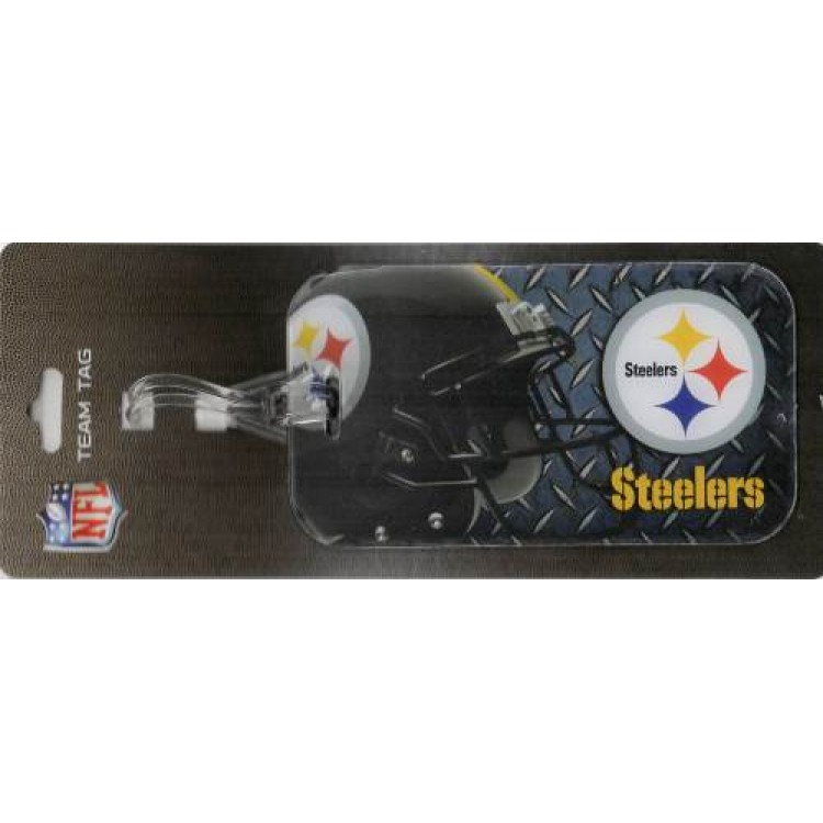 Pittsburgh Steelers Team Luggage Tag