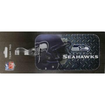 Seattle Seahawks Team Luggage Tag