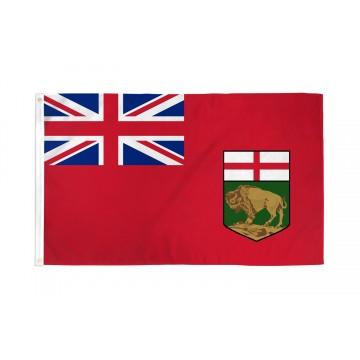 Manitoba Polyester Flag