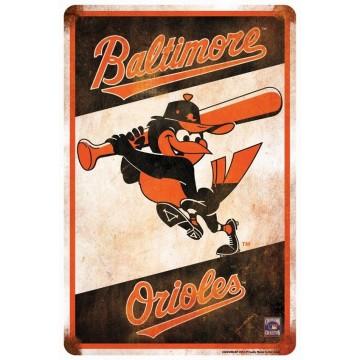Baltimore Orioles Retro Parking Sign