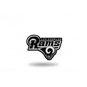 Los Angeles Rams NFL Plastic Auto Emblem