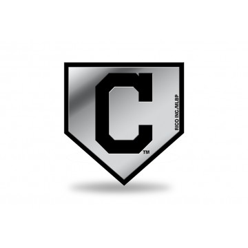 Cleveland Indians MLB Plastic Auto Emblem