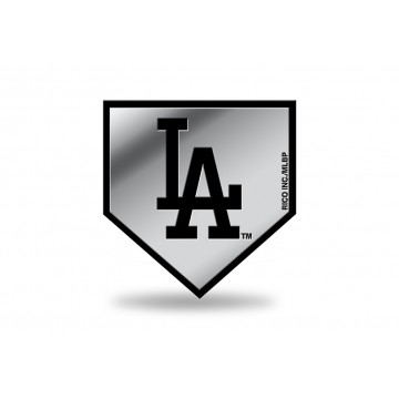 Los Angeles Dodgers MLB Plastic Auto Emblem