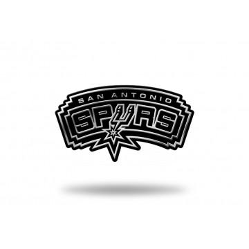 San Antonio Spurs NBA Plastic Auto Emblem