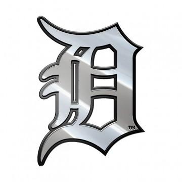 Detroit Tigers MLB Metal Auto Emblem