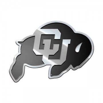 Colorado Buffaloes NCAA Metal Auto Emblem