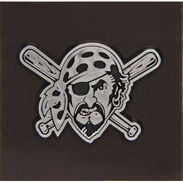 Pittsburgh Pirates MLB Chrome Auto Emblem