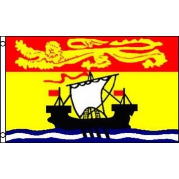 New Brunswick Polyester Flag