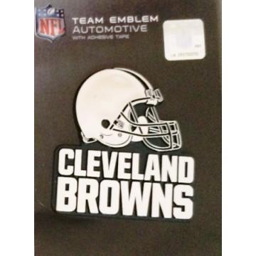 Cleveland Browns Chrome Emblem