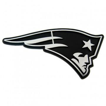 New England Patriots Auto Emblem