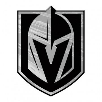 Las Vegas Golden Knights NHL Chrome Auto Emblem