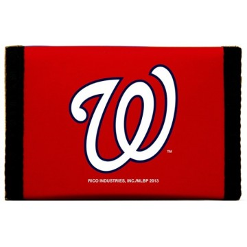 Washington Nationals Nylon Trifold Wallet