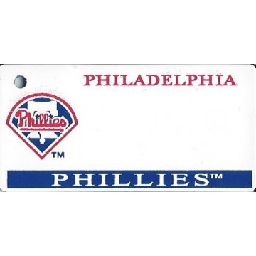 Philadelphia Phillies MLB Key Chain