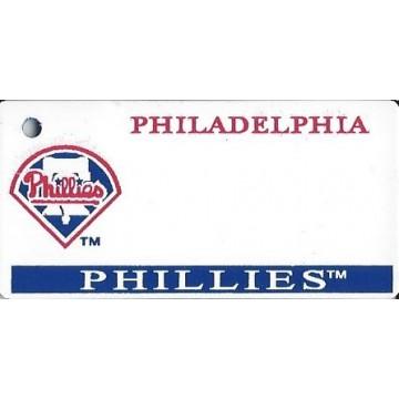 Philadelphia Phillies MLB Key Chain