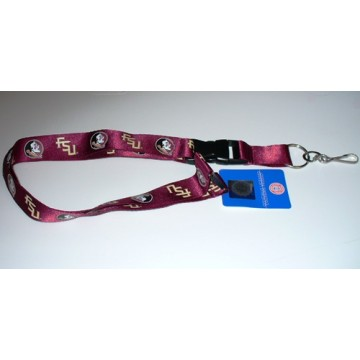 Florida State Seminoles Lanyard With Safety Latch