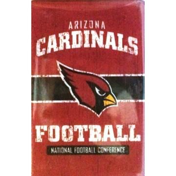 Arizona Cardinals Fridge Magnet