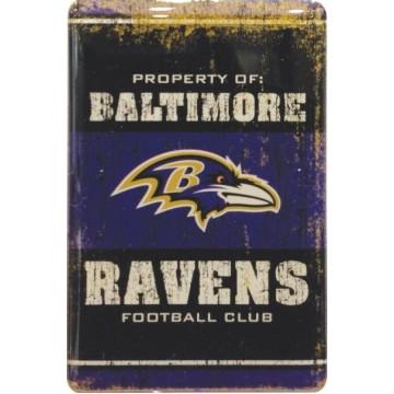 Baltimore Ravens Fridge Magnet