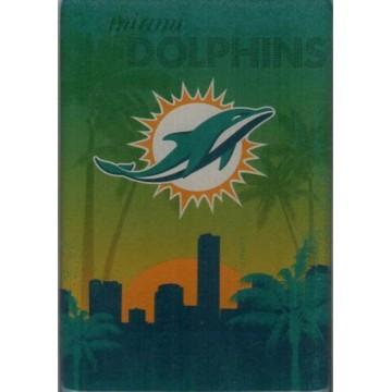 Miami Dolphins Fridge Magnet