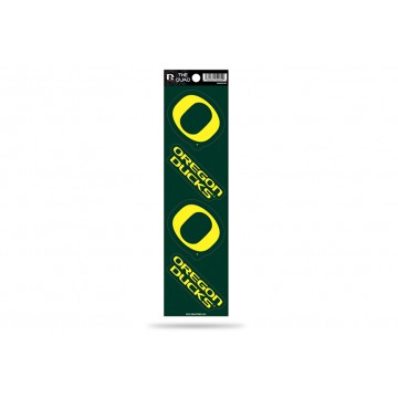 Oregon Ducks Quad Decal Set