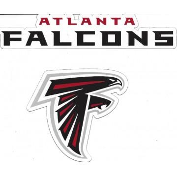 Atlanta Falcons Team Magnet Set