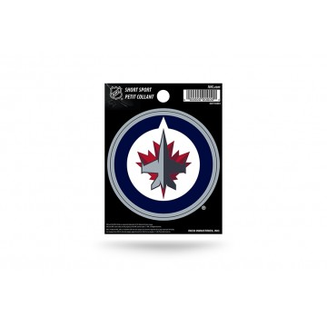 Winnipeg Jets Short Sport Decal