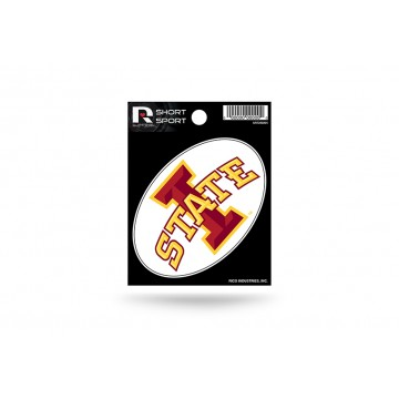 Iowa State Cyclones Short Sport Decal