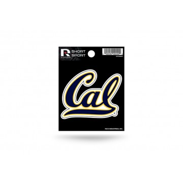 California Golden Bears Short Sport Decal
