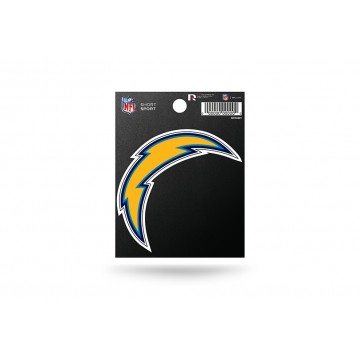 Los Angeles Chargers Short Sport Decal