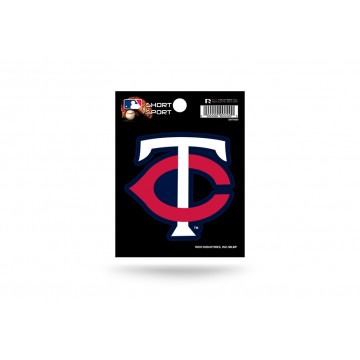 Minnesota Twins Short Sport Decal