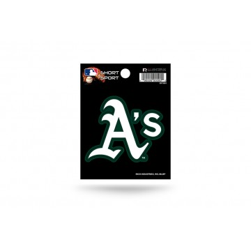 Oakland Athletics Short Sport Decal